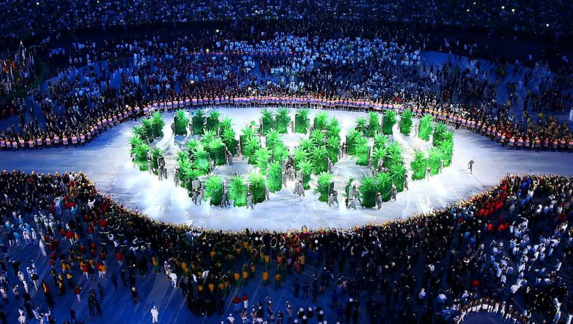 Cerimônia Olimpíada 20161