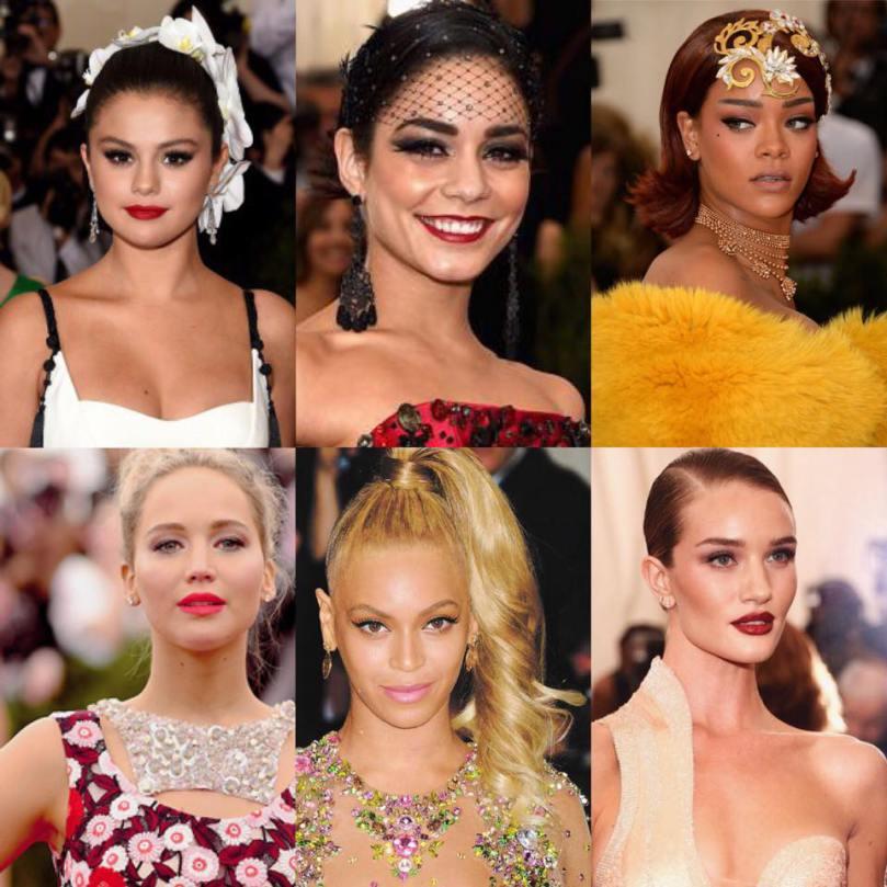 Melhores Makes Met Gala 2015