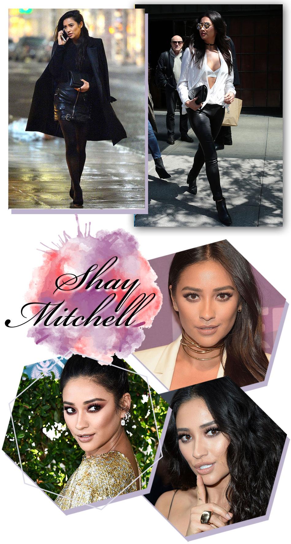 Estilo Shay Mitchell