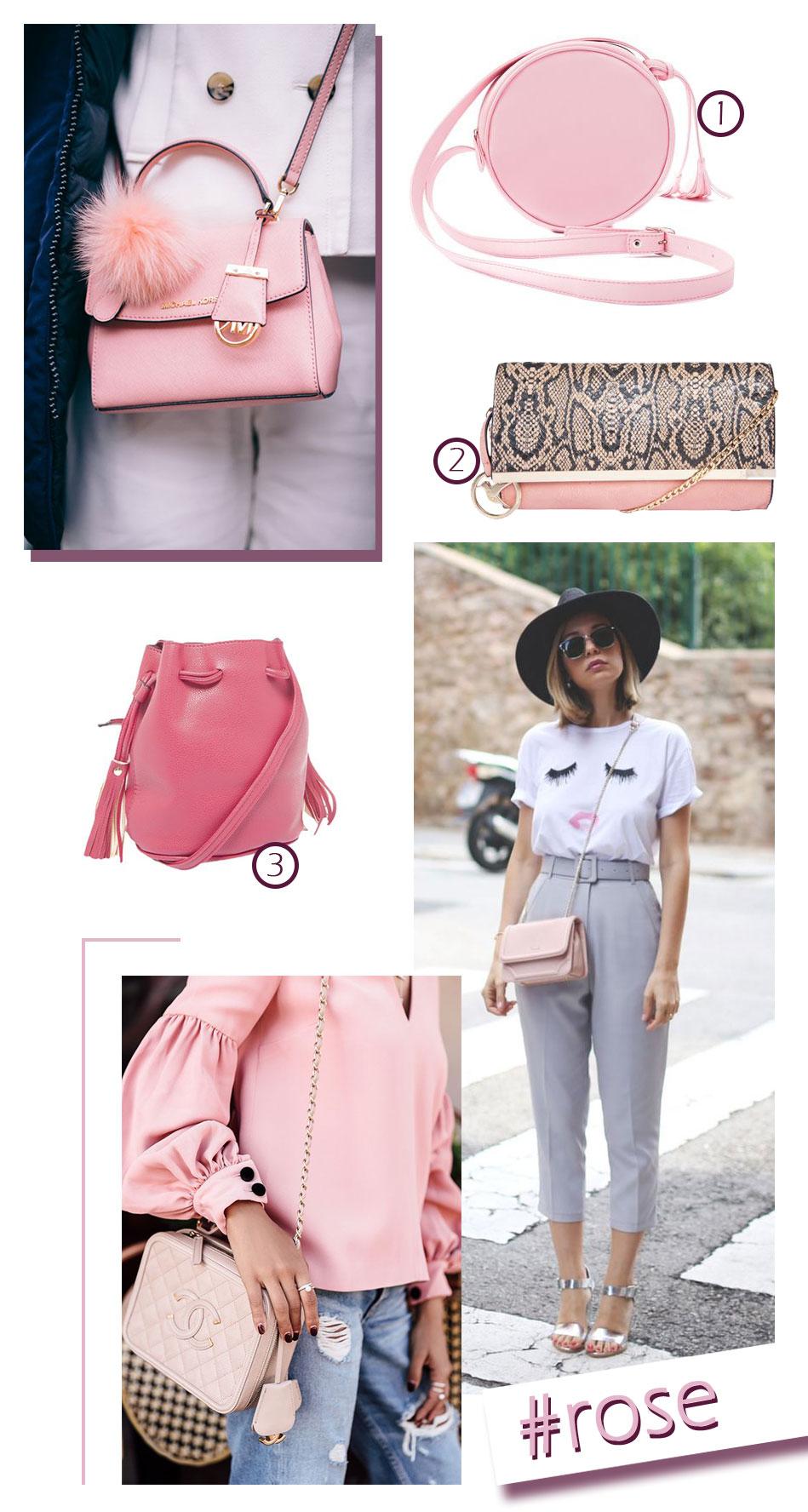 Mini Bag Rose